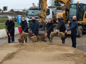 Przebudowa DW 894 na odcinku Hoczew - Polańczyk