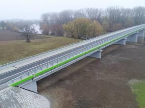 Most w Ubieszynie przebudowany
